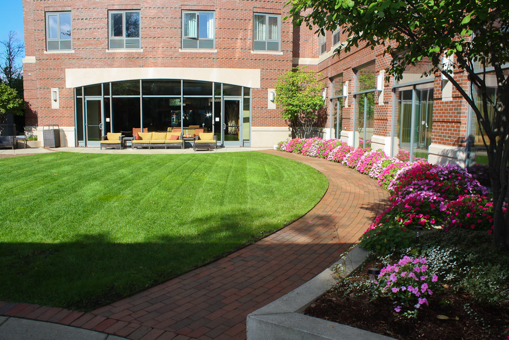 Commercial landscaping sharon ma mansfield ma for Commercial landscaping